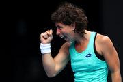 Australian Open. Карла Суарес-Наварро выбила Контавейт