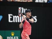 Australian Open. Эдмунд обыграл Сеппи и вышел в 1/4 финала