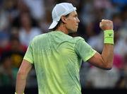 Australian Open. Бердых обыграл Фоньини на пути к 1/4 финала