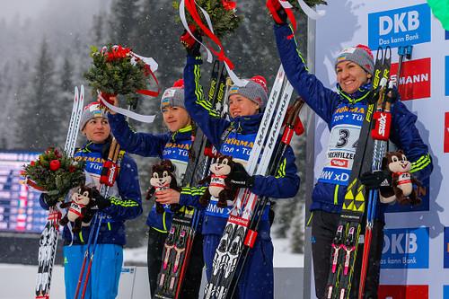 В Пхенчхан поедут сильнейшие: состав сборной Украины на Олимпиаду-2018