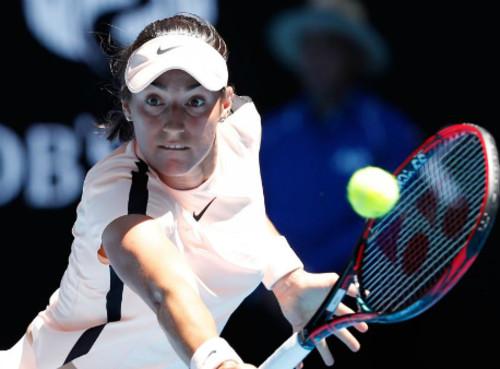 Australian Open-2018. Гарсия уступила Киз путевку в 1/4 финала