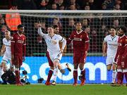 Суонси — Ливерпуль — 1:0. Видеообзор матча
