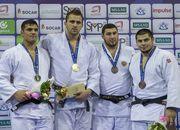 Украинцы везут с Гран-при по дзюдо четыре медали