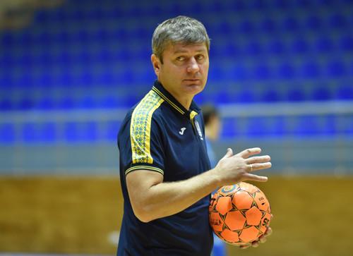 Олександр КОСЕНКО: «У заявці присутні гравці, на яких ми розраховуємо»