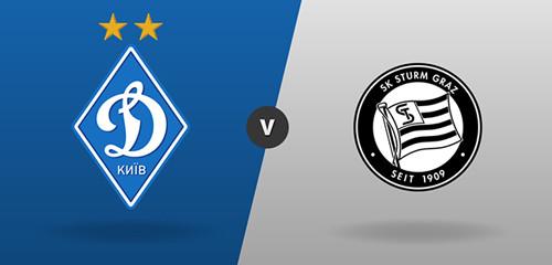Динамо – Штурм – 0:2. Смотреть онлайн. LIVE трансляция