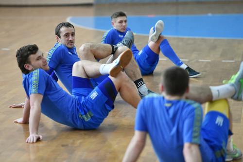 Збірна України з футзалу 24 січня зіграє контрольний матч з ІнБев/НПУ