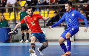 Испания – Таиланд – 8:1. Обзор матча