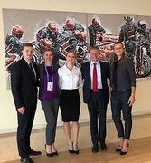 Харлан обрано до Комісії атлетів Європейських Олімпійських Комітетів