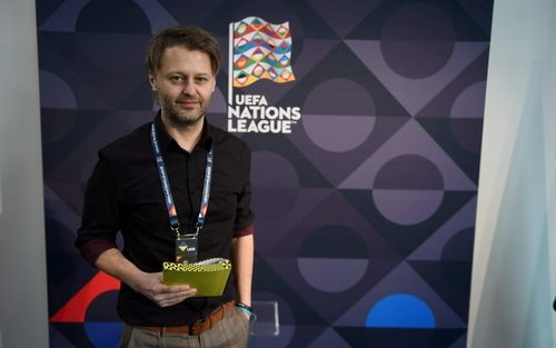 ВАСИЛЬКОВ: «Формат Ліги націй дає другий шанс кожній збірній Європи»