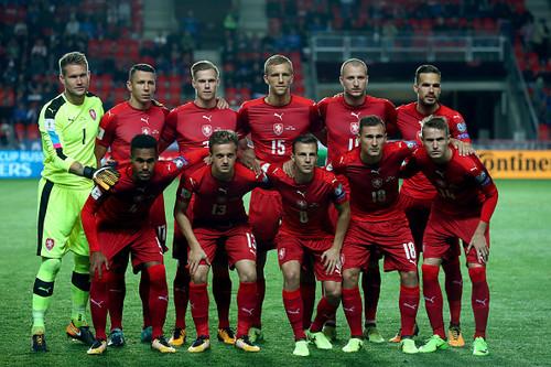 Тест. Что вы знаете о сборной Чехии?
