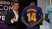 Коутиньо будет играть в Барселоне под 14-м номером