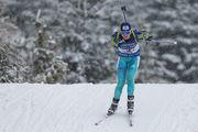 ЧЕ-2018 по биатлону. Ирина Варвинец выиграла золото в спринте