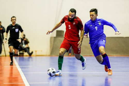 Португалия – Таиланд – 1:1. Обзор матча
