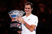 Australian Open. Федерер обыграл Чилича в финале