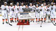 НХЛ. Матч всех звезд выиграла команда Тихоокеанского дивизиона