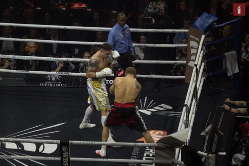 Александр УСИК: «Самые тяжелые 12 раундов, которые я проводил»