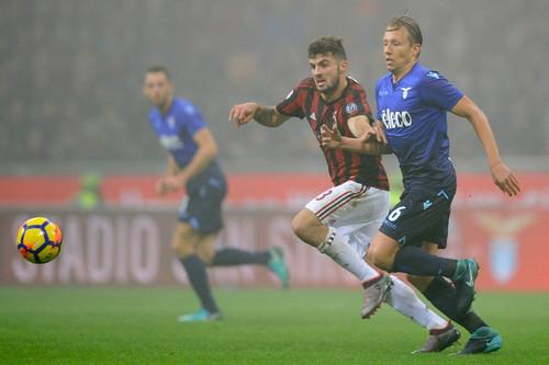 Милан одержал победу в матче с Лацио