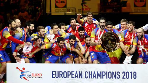 Сборная Испании стала чемпионом Европы по гандболу