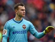 Игорь Акинфеев обновил антирекорд Лиги чемпионов