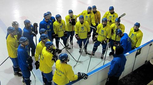 Юніорська збірна розпочне новий сезон у Броварах