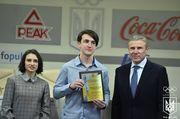 Журналіст Sport.ua отримав відзнаку від НОК України