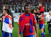 Ахмед Муса вернулся в московский ЦСКА