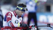 МОК одобрил заявку Бьорндалена относительно Олимпийских игр-2018