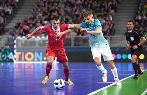 Словения – Сербия – 2:2. Обзор матча. 30.01.2018
