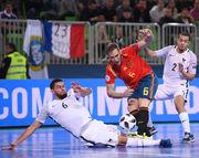Испания – Франция – 4:4. Обзор матча. 31.01.2018
