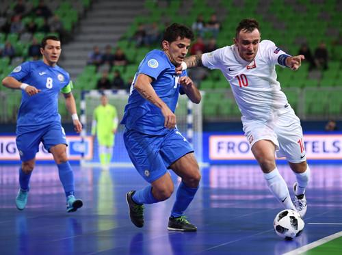 Польша – Казахстан – 1:5. Обзор матча. 01.02.2018