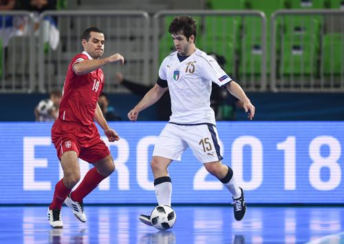 Сербия – Италия – 1:1. Обзор матча. 01.02.2018