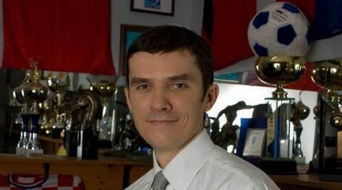 Харченко — кандидат на посаду голови Київської федерації футболу