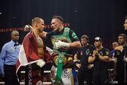 ФОТО ДНЯ: Усик и Бриедис попали на обложку журнала Boxing News