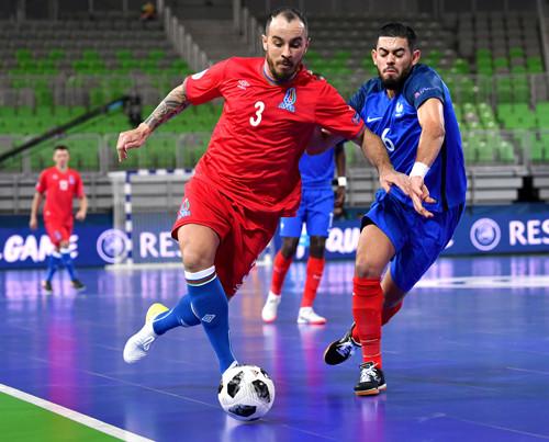 Франция – Азербайджан – 3:5. Обзор и видео голов матча. 02.02.2018
