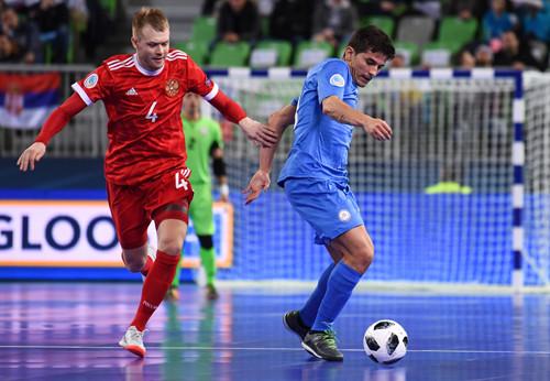 Казахстан – Россия – 1:1. Обзор матча. 03.02.2018