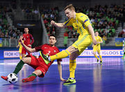 Украина – Португалия – 3:5. Обзор матча и видео голов. 04.02.2018