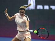Петра Квитова выиграла турнир в Санкт-Петербурге