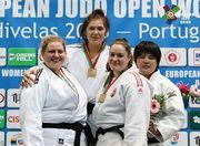 Українські дзюдоїсти здобули сім нагород на європейських турнірах