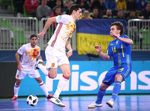 Украина – Испания – 0:1. Обзор и видео голов матча. 06.02.2018