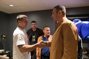 Александр УСИК: «Братья Кличко много сделали для бокса и для Украины»