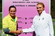 Людмила КИЧЕНОК: «Считаю жеребьевку матча Австралия – Украина удачной»