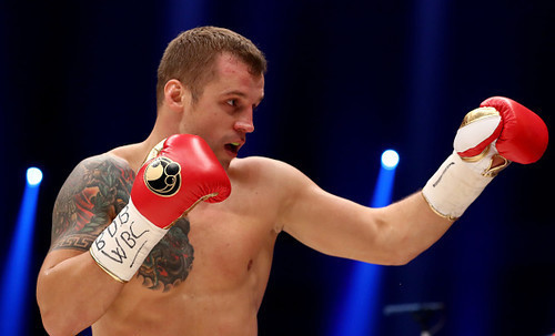 БРИЕДИС: «Перед боем с Усиком подумал: если выиграю, завяжу с боксом»