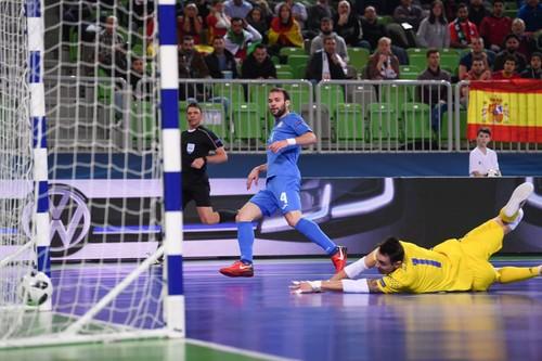 Казахстан – Испания – 5:5 (по пенальти 1:3). Видео матча. 08.02.2018