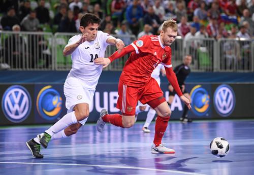 Россия – Казахстан – 1:0. Обзор матча. 10.02.2018