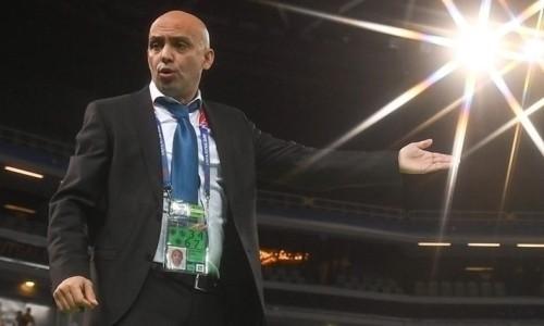 Бразильский тренер Какау уходит из сборной Казахстана и Кайрата