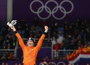 Пхенчхан-2018. Голландки заняли весь пьедестал на дистанции 3000 м
