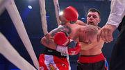 Гловацки победил Радченко, поднявшись после нокдауна