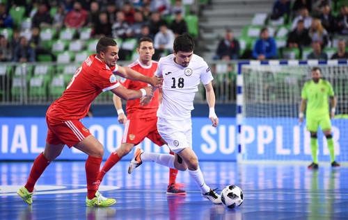 Россия — Казахстан — 1:0. Видеообзор матча