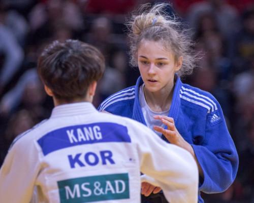 Дарья Билодид выиграла турнир Большого шлема в Париже