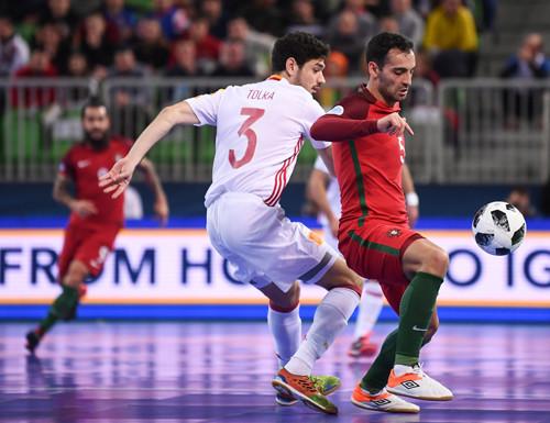 Португалия — Испания — 3:2 ОТ. Видеообзор матча
